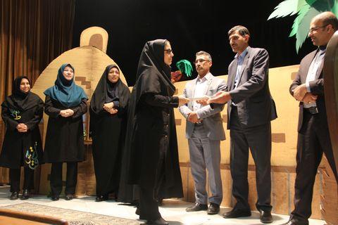 بیستمین جشنوارهی قصه گویی مرحلهی استانی در سیستان و بلوچستان برگزیدگان خود را شناخت