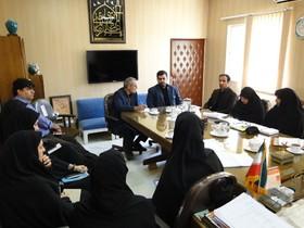 جلسه هماهنگی برنامه های هفته ملی و روز جهانی کودک استان اصفهان