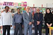 همکاران بخش فروش کانون پرورش فکری سیستان و بلوچستان