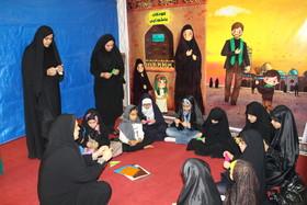 ایجاد شور و شعور حسینی در کودکان و نوجوانان کرمانی/ انتقال مفاهیم عاشورایی به بچهها با زبان هنر
