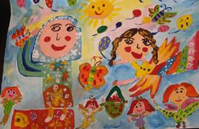 برگزیدگان مسابقه نقاشی باموضوع نماز ویژه فرزندان کارکنان کانون کردستان معرفی شدند
