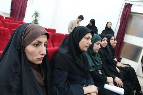 مراسم تجلیل از خانواده شهدا و رزمندگان دفاع مقدس کانون خوزستان