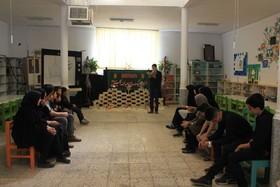 مرکز 2 در ماتم عزای سالار شهیدان و شهیدان هشت سال دفاع مقدس