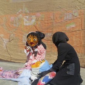 موفقیت مربیان کانون پرورش فکری استان در جشنوارهی نمایش عروسکی زاهدان