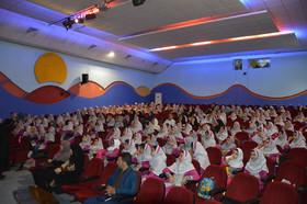 افتتاح برنامه های هفته ملی کودک