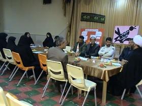 حضور امام جمعه و جمعی مسئولان فرهنگی مهربان در کانون به مناسبت روز جهانی کودک