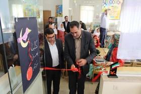 چهارمین کتابخانه پستی کانون آذربایجانشرقی در شهرستان اهر افتتاح شد