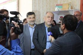 آیین راه اندازی پایگاه فرهنگی هنری کانون ملاشیه  در صدا و سیمای مرکز خوزستان
