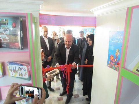 افتتاح مرکز فروش کانون کردستان