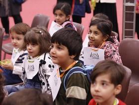 استقبال مردم و مسوولان از برنامههای هفته ملی کودک