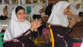 شور و شوق هفته ملی کودک در مرکز مجتمع