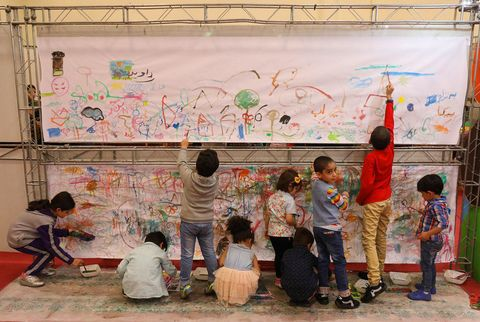 روز جهانی و هفتهی ملی کودک 4/ عکس از یونس پناهی