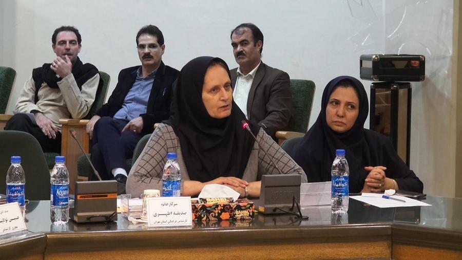 سخنرانی کارشناس کانون تهران در نشستهای علمی