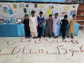 استقبال از نمایشگاههای آثار اعضای مراکز فرهنگی- هنری در سیستان و بلوچستان