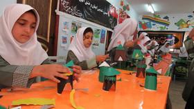 برنامههای هفته ملی کودک در کانون اصلاندوز