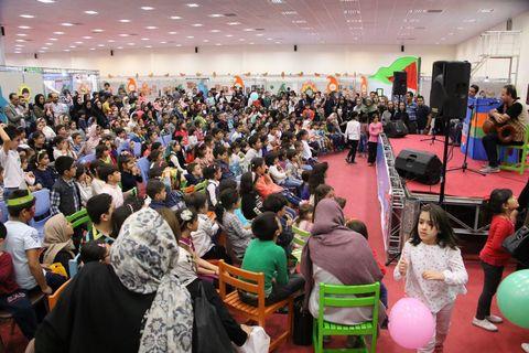 روز جهانی و هفتهی ملی کودک 5/ عکس از الهه علیرضالو