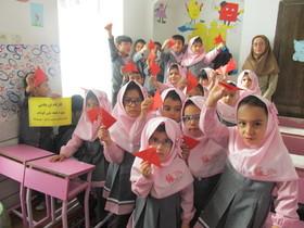 شادی و نشاط کودکان سرایانی در هفته ملی کودک