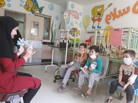سهم کودکان بیمار از هفته ملی کودک