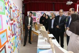 نمایشگاه نقاشی در شهرکرد
