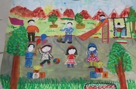 نام نوجوان کهگیلویه و بویراحمدی در میان برگزیدگان مسابقه نقاشی ژاپن