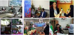 مسوولین فرهنگی و اجرایی شهرستانهای استان بر روی «صندلی داغ» به سوالات کودکان پاسخ دادند