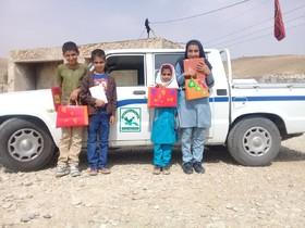 هفته ملی کودک در کتاب خانه های سیار روستایی گچساران و دهدشت