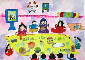 مسابقهی بینالمللی نقاشی هیکاری ژاپن سال 2016