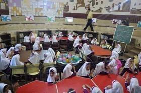هفته ملی کودک در کانون شماره ۳ کرمان