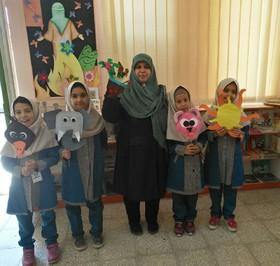 ویژه برنامه هفتهی ملی کودک در مرکز ۳