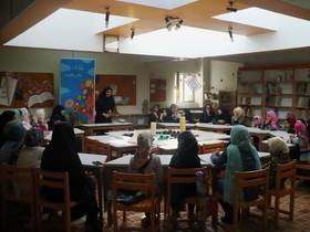 برنامه «حاجت روا» در مرکز فرهنگی هنری شماره ۳ مشهد