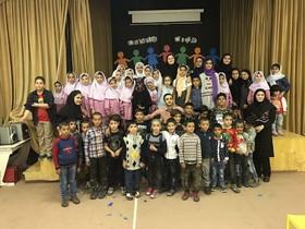 هفته ملی کودک در مراکز کانون استان تهران