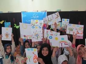 هفته ملی کودک در کانون سربیشه به روایت تصویر