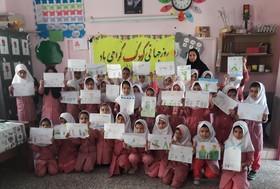 ویژه برنامههای هفته ملی کودک در کانون پرورش فکری حاجیآباد