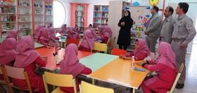 ویژه برنامههای هفته ملی کودک در مرکز بویین زهرا
