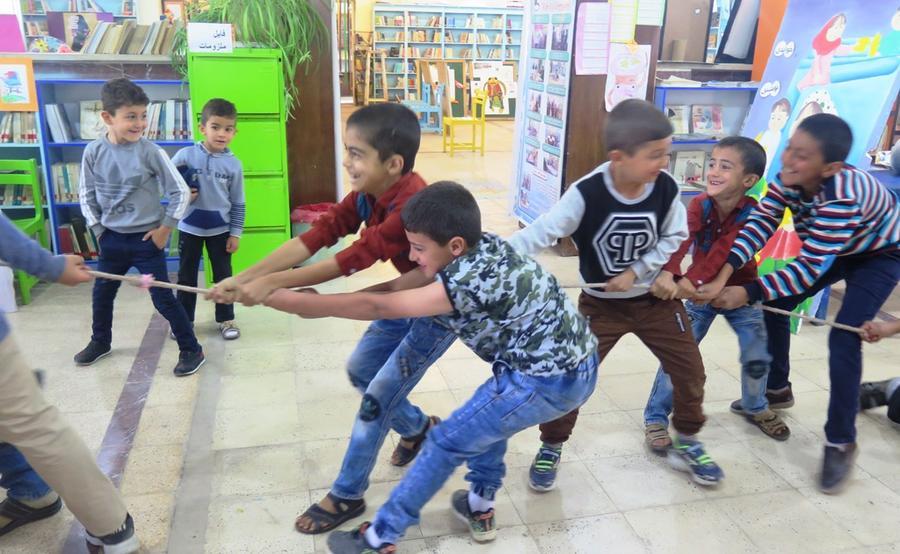 ویژه برنامه های هفته ملی کودک در مراکز فرهنگی و هنری کانون استان قزوین