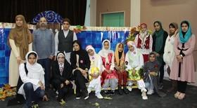 قصهگویان نوجوان برگزیده کرمان
