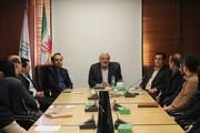 دیدار مدیرعامل کانون از کانون زبان ایران
