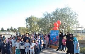 گزارشی از فعالیتهای کانون شماره 2 طبس در هفته ملی کودک