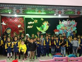 گزارش تصویری هفته ملی کودک در کانون فارس