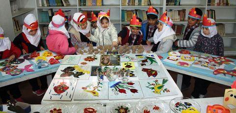 گزارش تصویری گرامیداشت هفته ملی کودک در مراکز فرهنگی و هنری کانون استان قزوین