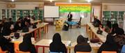 """پودمان آموزشی سازماندهی کتاب در مراکز فرهنگی هنری """" در سنندج برگزار شد"""