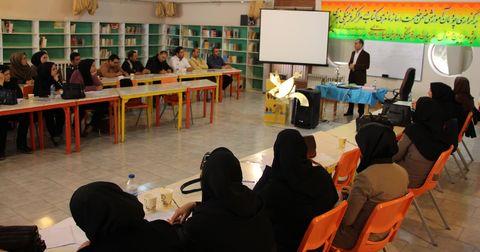 پودمان آموزشی سازماندهی کتاب در مراکز فرهنگی هنری