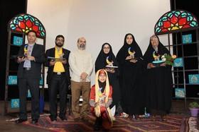 معرفی نفرات برگزیده جشنواره قصهگویی کرمان