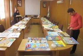 """برگزیدگان مسابقه نقاشی """"مبارزه با قاچاق کالا و ارز"""" در گلستان معرفی شدند"""