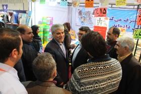 بازدید مسئولان استانی از غرفههای کانون در پانزدهمین نمایشگاه بینالمللی کتاب تبریز