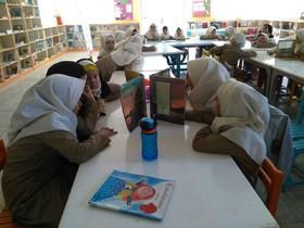 طرح کانون مدرسه در مرکز فرهنگی شماره ۴ استان قم