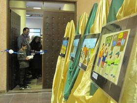 ترویج فرهنگ حمایت از تولیدات داخلی با دستان هنرمند کودکان و نوجوانان گلستانی