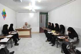 گردهمآیی آموزشی مربیان ادبی کانون خراسان جنوبی برگزار شد