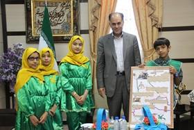 نشست صمیمی اعضای مراکز فرهنگی هنری کانون سیستان و بلوچستان با استاندار