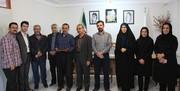 تقدیر از همکاران بخش خدمات کانون استان کردستان